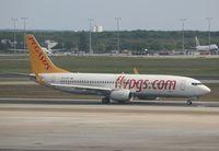 TC-AAT @ EDDF - Boeing 737-800