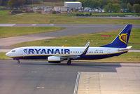 EI-DYZ @ EGBB - Boeing 737-8AS [37518] (Ryanair) Birmingham Int'l~G 04/11/2009 - by Ray Barber