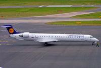 D-ACKH @ EGBB - Canadair CRJ-900 [15085] (Lufthansa Regional) Birmingham Int'l~G 22/09/2009 - by Ray Barber