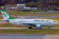 F-OJHH @ EGBB - Airbus A310-304 [586] (Mahan Air) Birmingham Int'l~G 26/11/2009 - by Ray Barber