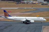 D-AECC @ EGBB - Embraer Emb-190-100LR [19000333] (Lufthansa Regional/Cityline) Birmingham Int'l~G 23/02/2010 - by Ray Barber