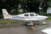 D-EXYS @ EDMA - Cirrus SR-20 G2 [1515] Augsburg~D 17/07/2009