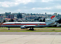 PH-MCS @ SEQU - McDonnell-Douglas MD-11 [48618] (Martinair) Quito-Mariscal Sucre Int'l~HC 02/04/2003 - by Ray Barber