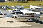 ZK-WKT @ NZNE - At North Shore Aerodrome, North Island , New Zealand