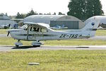 ZK-TAS @ NZAR - At Ardmore Airport , Auckland , North Island , New Zealand - by Terry Fletcher