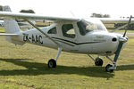 ZK-AAC @ NZAR - At Ardmore Airport , Auckland , North Island , New Zealand