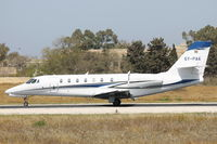 5Y-PAA @ LMML - Cessna 680 Citation Sovereign Plus 5Y-PAA Private Jet International - by Raymond Zammit