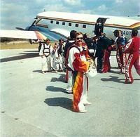 N140T @ ZEPH - Taken Sunday October 18,1981,Zephyrhills,Fl.Fourth annual world championship of relative work. - by RODNEY BRAGG
