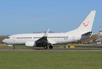 OO-JAL - B737 - TUI fly Belgium