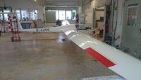 D-4206 - Astir CS, D-4206, glider, - by Thorsten Schneider