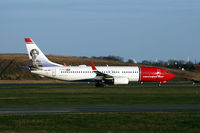 LN-NGY @ EKCH - LN-MGY taxing for takeoff rw 04R - by Erik Oxtorp