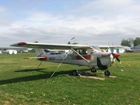 C-GHNP @ CAK3 - Looking very ignored on its tie down at the Delta Heritage Airpark - by James Abbott