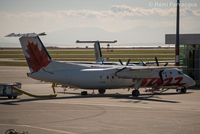 C-GLTA @ CYVR - Parked at domestic terminal. - by Remi Farvacque