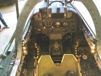 A-014 @ EKKA - A-014 Cockpitt restored by menber of Team Draken Jorgen Jensen - by Jorgen Jensen