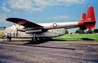 48-581 @ FFO - USAF Museum Dayton 14.8.01 - by leo larsen