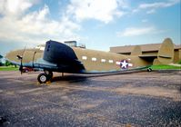 43-16445 @ KFFO - USAF Museum Dayton 14.8.01 - by leo larsen