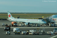 C-FHNV @ CYVR - Parked at domestic terminal. - by Remi Farvacque