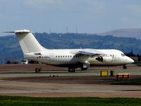 D-AMGL @ EGCC - At Manchester - by Guitarist