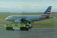 N834AW @ CYVR - Taxiing for take-off, south runway. - by Remi Farvacque