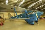 ZK-AYR @ NZVL - At Croydon Aviation Heritage Centre  , South Island , New Zealand