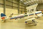 ZK-BRC @ NZVL - At Croydon Aviation Heritage Centre  , South Island , New Zealand