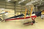ZK-ARZ @ NZVL - At Croydon Aviation Heritage Centre  , South Island , New Zealand
