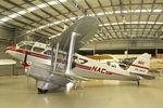 ZK-AKY @ NZVL - At Croydon Aviation Heritage Centre  , South Island , New Zealand