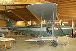 ZK-AQB @ NZVL - In the Restoration Hangar at the Croydon Aviation Heritage Centre