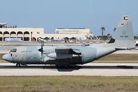 KAF328 @ LMML - Lockheed KC-130J Hercules KAF328 Kuwait Air Force - by Raymond Zammit