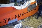 ZK-FMK - At the Gore Air Force and Ag Museum , 43 , Maitland Street , East Gore , South Island , New Zealand