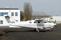 D-EXIK @ ELLX - Visitor@LUX Findel Airport - by Jean M Braun