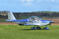 G-IDOL @ X3CX - About to depart from Northrepps. - by Graham Reeve