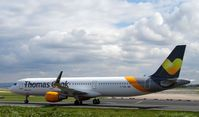 G-TCDL - A321 - Thomas Cook Airlines