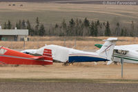 C-GPPR @ CYDQ - Under wraps. - by Remi Farvacque