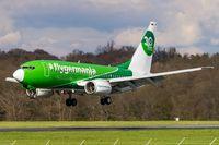 D-AGER @ EDDR - Boeing 737-75B, - by Jerzy Maciaszek