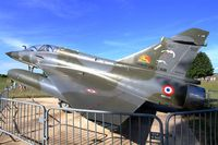 329 @ LFSX - Dassault Mirage 2000N, Preserved at Luxeuil-St Sauveur Air Base 116(LFSX) Open day 2015 - by Yves-Q