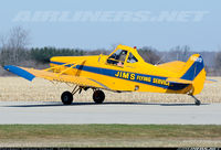 C-GGYD @ CYTB - PA25-235D owned by Jim's Flyin Service is readying for take-off - by Gustavo Corujo