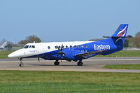 G-MAJA @ EGSH - About to depart from Norwich. - by Graham Reeve