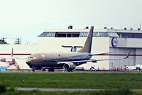 9M-III @ YVR - Sultan of Johore visit to Vancouver - by metricbolt