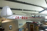 ZK-BDX - At Mt.Cook Centre
