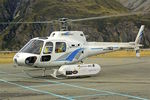 ZK-HYS @ NZMC - At Mt.Cook
