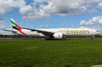 A6-EGZ @ EDDH - Emirates (UAE/EK) - by CityAirportFan