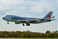 LX-YCV @ ELLX - Boeing 747-4R7F/SCD - by Jerzy Maciaszek