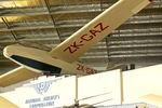 ZK-GAZ @ NZAS - At Ashburton Museum