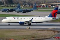 N619CZ @ KMSP - Delta Connection ERJ170 - by FerryPNL