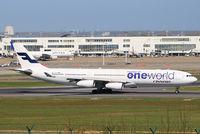 OH-LQE @ EBBR - Take off on rwy 07R. - by Raymond De Clercq