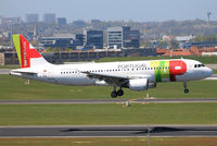 CS-TNG @ EBBR - Landing on rwy 01. - by Raymond De Clercq