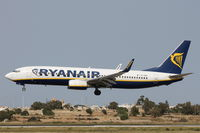 EI-EBG @ LMML - B737-800 EI-EBG Ryanair - by Raymond Zammit