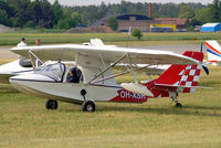 OH-XSR @ ESKB - Progressive Aerodyne SeaRey [1DK-390] Stockholm-Barkarby~SE 07/06/2008