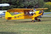 SE-ATT @ ESKB - Piper J3C-65 Cub [11979] Stockholm-Barkarby~SE 07/06/2008 - by Ray Barber